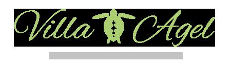 Villa Agel logo green